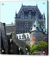 Quebec City 60 Acrylic Print