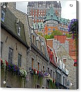 Quebec City 67 Acrylic Print