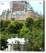 Quebec City 69 Acrylic Print