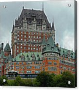 Quebec City 70 Acrylic Print