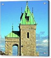 Quebec City 74 Acrylic Print
