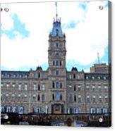 Quebec City 78 Acrylic Print