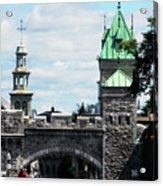 Quebec City 81 Acrylic Print