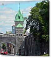 Quebec City 82 Acrylic Print