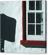 Quebec Shadow 2 Acrylic Print