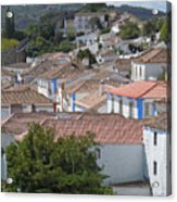Queen Isabella's Castle Portugal Acrylic Print