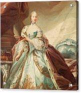 Queen Juliane Marie Of Denmark Acrylic Print