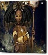 Queen Negasi Acrylic Print