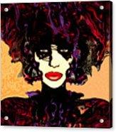 Queen Of Butterflies Acrylic Print