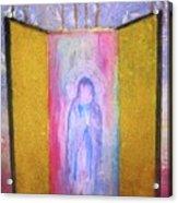 Queen Of Heaven Acrylic Print