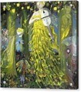 Queen Of Quinces Acrylic Print