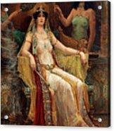 Queen Of Sheba Acrylic Print