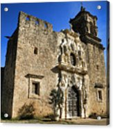 Queen Of The Missions - San Jose Acrylic Print