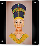 Queen Of The Nile Acrylic Print
