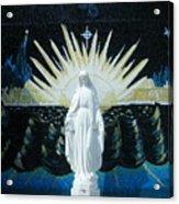 Queen Of The Sea Acrylic Print