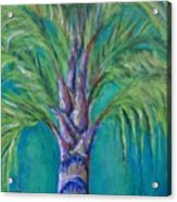 Queen Palm Acrylic Print