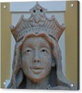 Queen Sandy Acrylic Print
