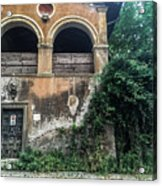Queen Via Appia Acrylic Print