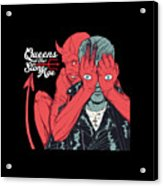 Queens Of The Stone Age Acrylic Print