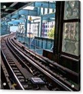 Queens Rails Acrylic Print