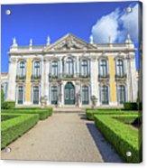 Queluz National Palace Acrylic Print