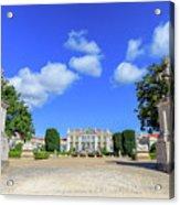 Queluz Palace Sintra Acrylic Print