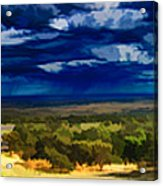Quiet Before The Storm Acrylic Print