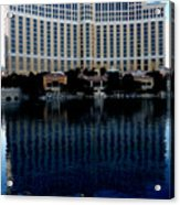 Quiet Bellagio Acrylic Print
