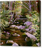 Quiet Brook Acrylic Print