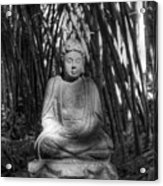 Quiet Meditation Acrylic Print