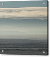Quiet Whispers Of Fresh Breezy Airs Acrylic Print