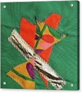 Quilt Block 2 Acrylic Print