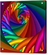 Quite In Different Colors -6- Acrylic Print