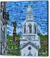 Quito, Ecuador Acrylic Print
