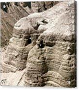 Qumran: Dead Seal Scrolls Acrylic Print