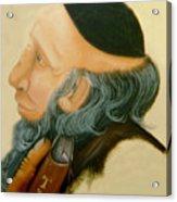 Rabbi Acrylic Print