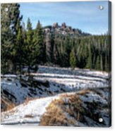 Rabbit Ears Pass Acrylic Print
