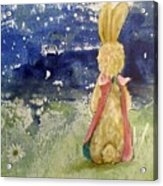 Rabbit Acrylic Print