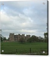 Raby Castle Acrylic Print