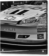 Race Car Front Acrylic Print
