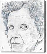 Rachel Carson Acrylic Print