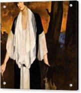 Rachel Strong By Leon Bakst 1924 Acrylic Print