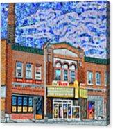 Racine, Wisconsin Acrylic Print
