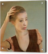 Rada Acrylic Print