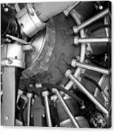 Radial Engine  Acrylic Print