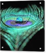 Radiant Reflection Acrylic Print