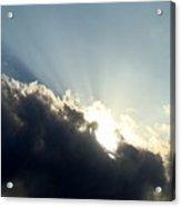 Radiant Sky One Acrylic Print