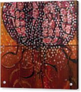 Radiolaria Acrylic Print