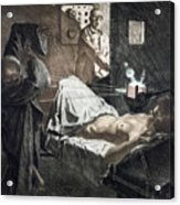 Radiologist, C1930 Acrylic Print