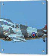 Raf Wildcat Fm-2 Acrylic Print